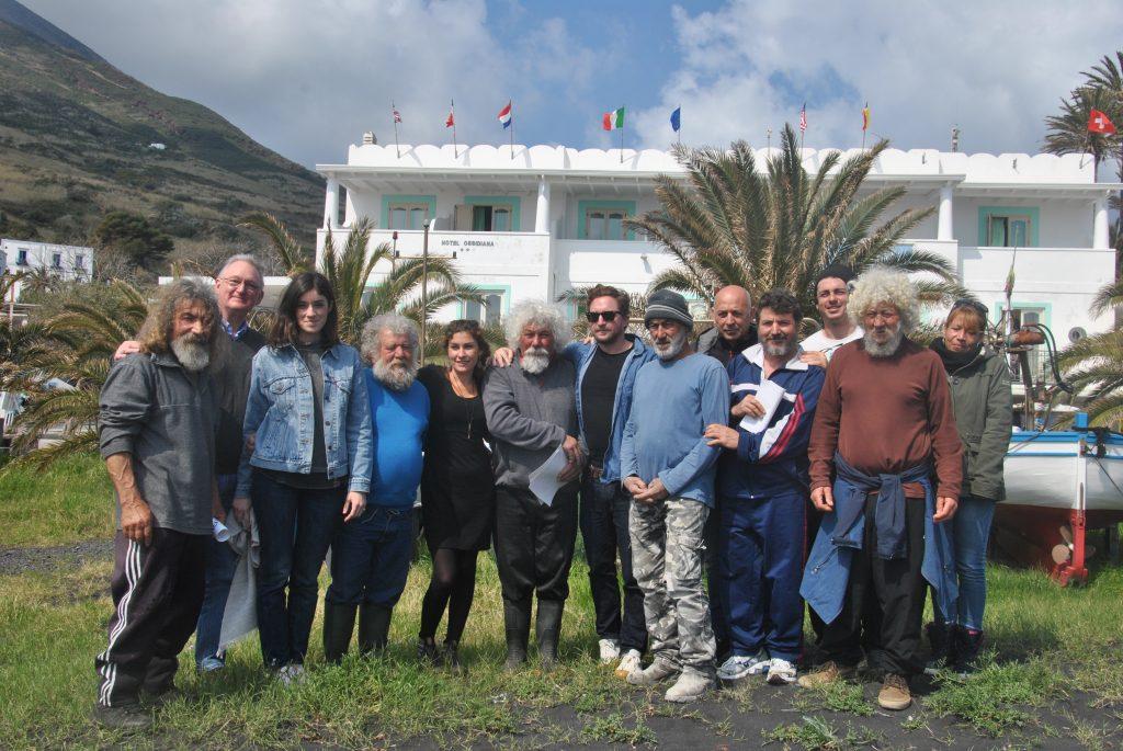 Le fondazioni e i pescatori di Stromboli